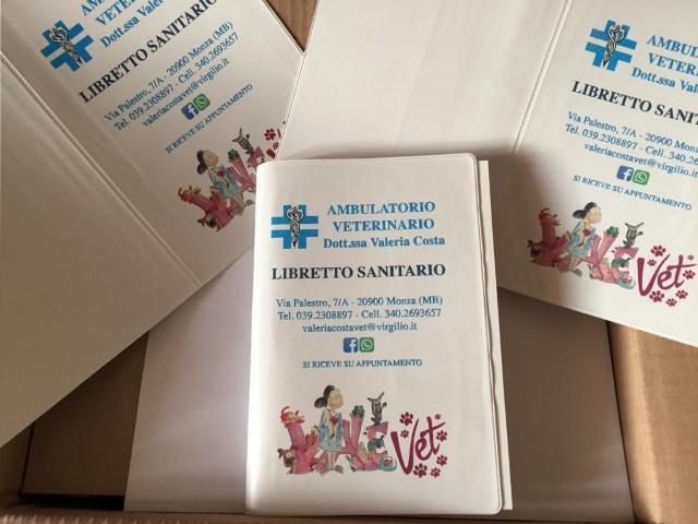 Libretto Vet (Piccola)