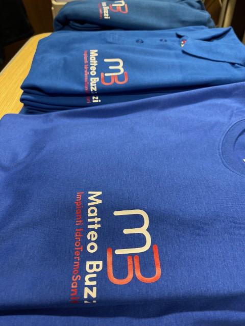 Tshirt Buzzi (Piccola)