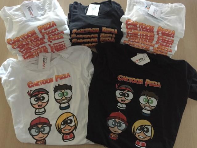 Tshirt CP (Piccola)