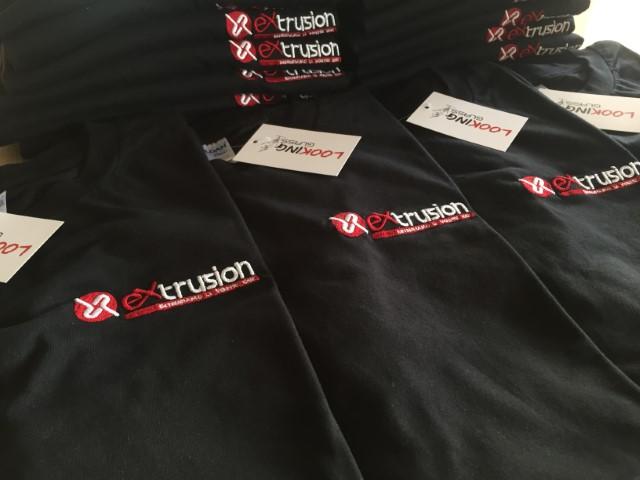 Tshirt Extrusion (Piccola)