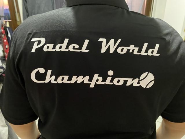 Tshirt Padel (Piccola)